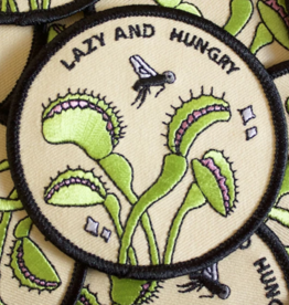 Tender Ghost Lazy & Hungry Venus Fly Trap Patch