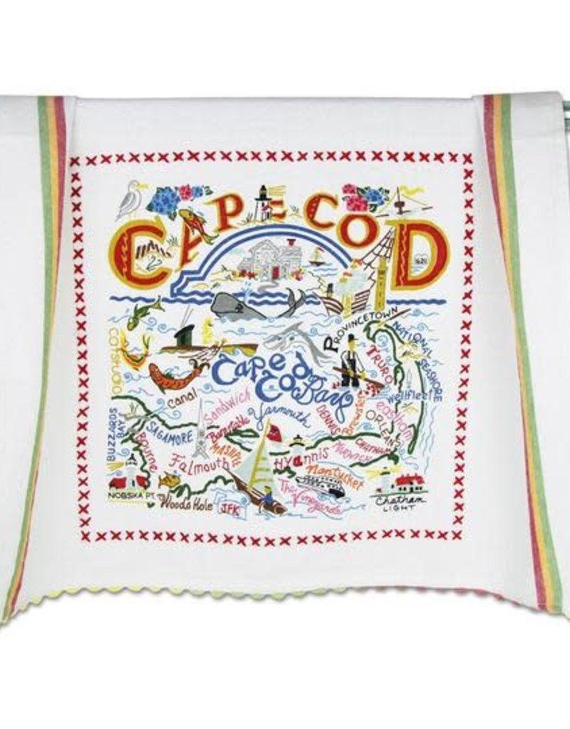 Catstudio Cape Cod Dish Towel