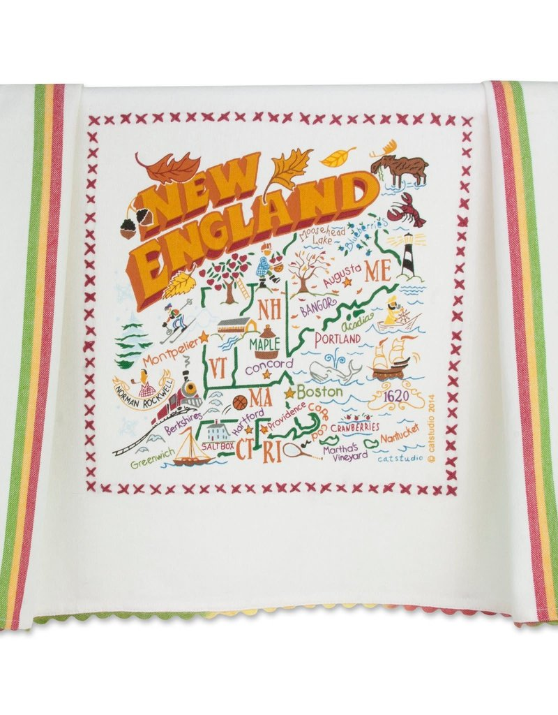 Catstudio New England Dish Towel