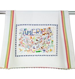 Catstudio America Dish Towel