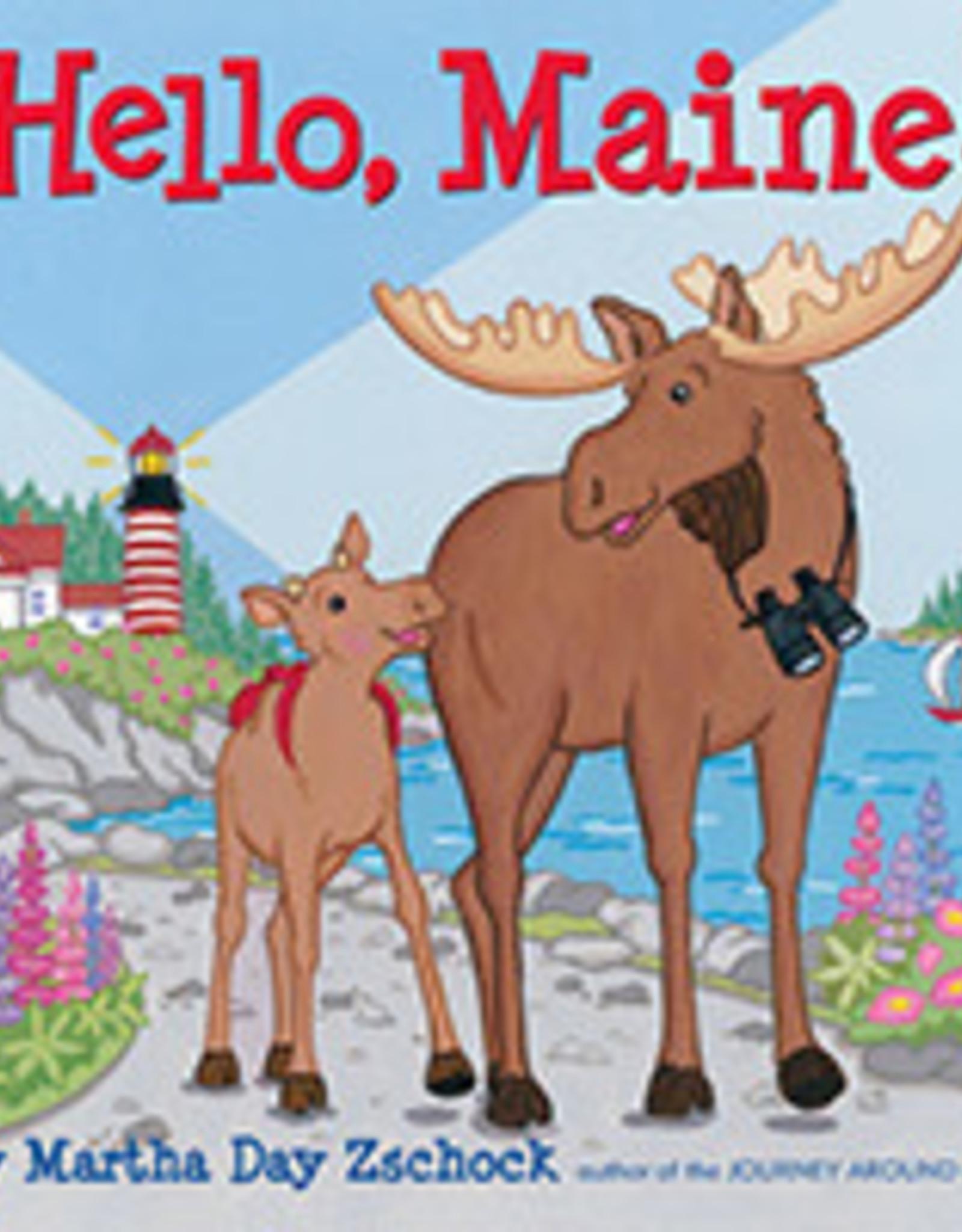 Hello Maine!