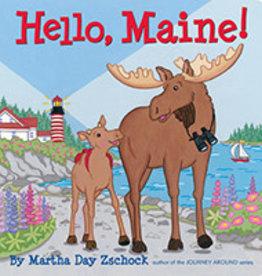 Commonwealth Editions Hello Maine!