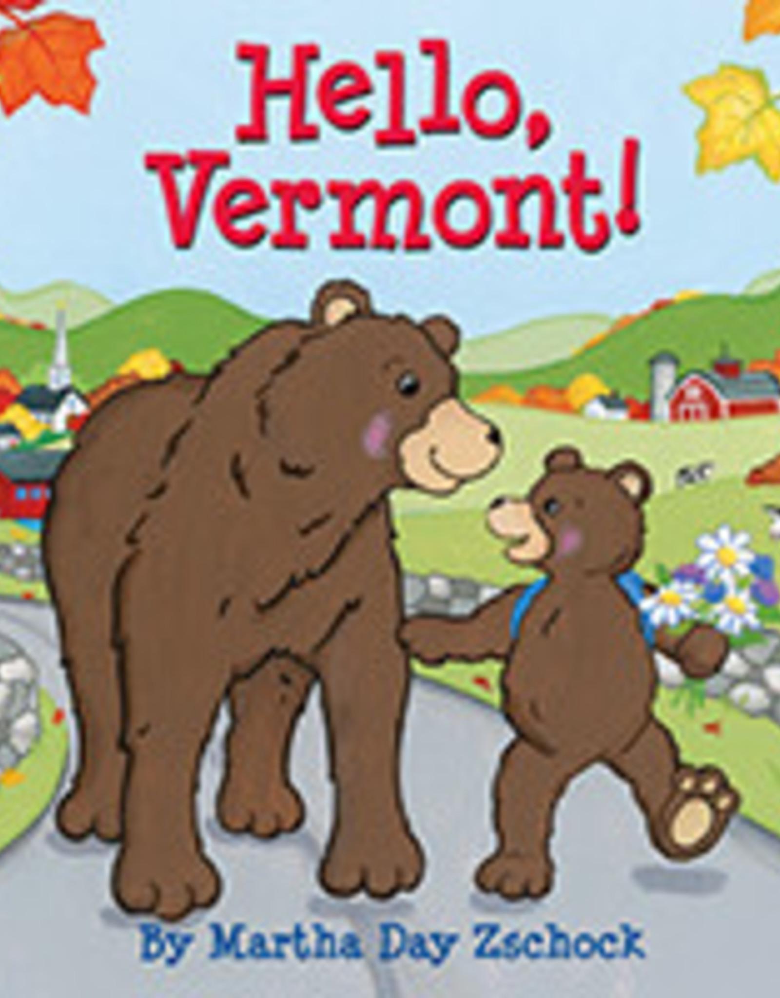 Hello Vermont!