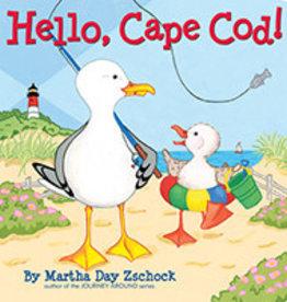 Commonwealth Editions Hello Cape Cod!