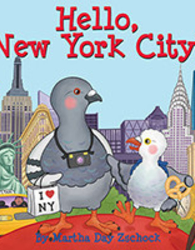Commonwealth Editions Hello New York City!