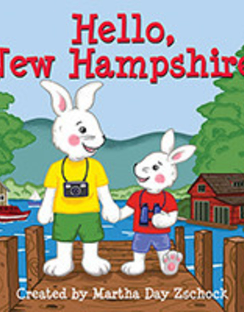Commonwealth Editions Hello New Hampshire!