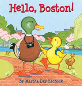 Commonwealth Editions Hello Boston!
