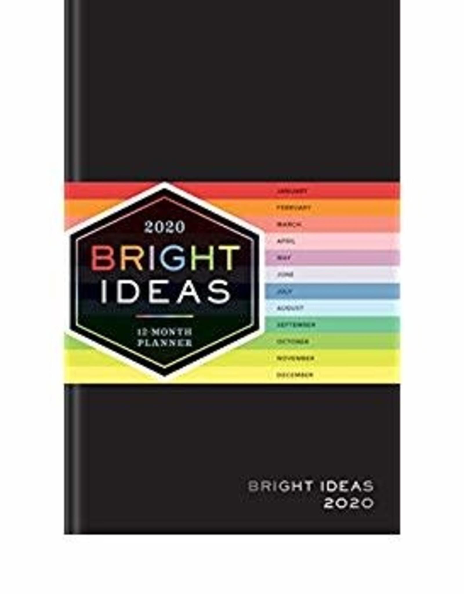 Bright Ideas 2020 Planner