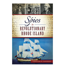 Spies in Revolutionary Rhode Island