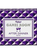Wild and Wolf After Dinner Quiz