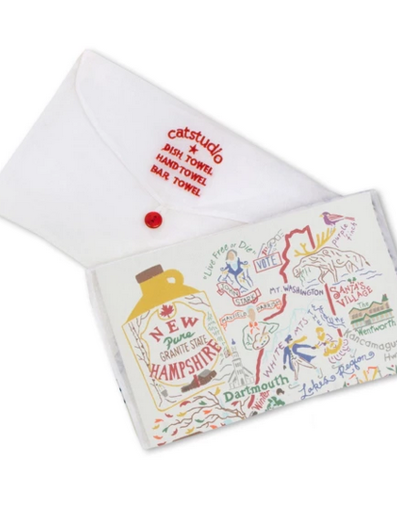 Catstudio New Hampshire Dish Towel