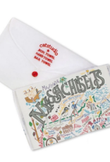 Massachusetts Dish Towel