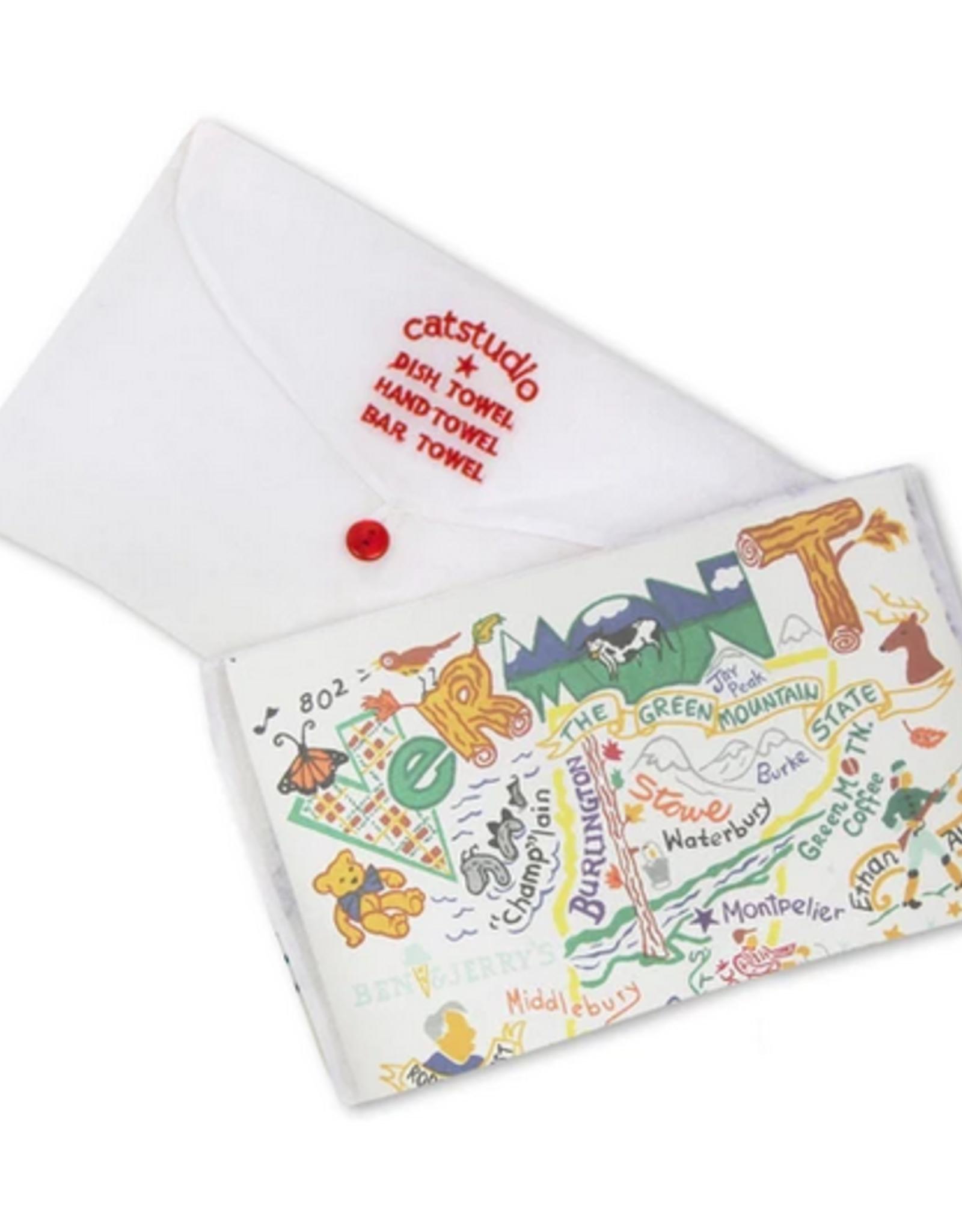 Vermont Dish Towel