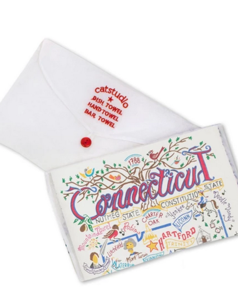 Catstudio Connecticut Dish Towel
