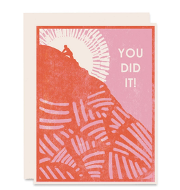 Heartell Press, LLC You Did It Greeting Card