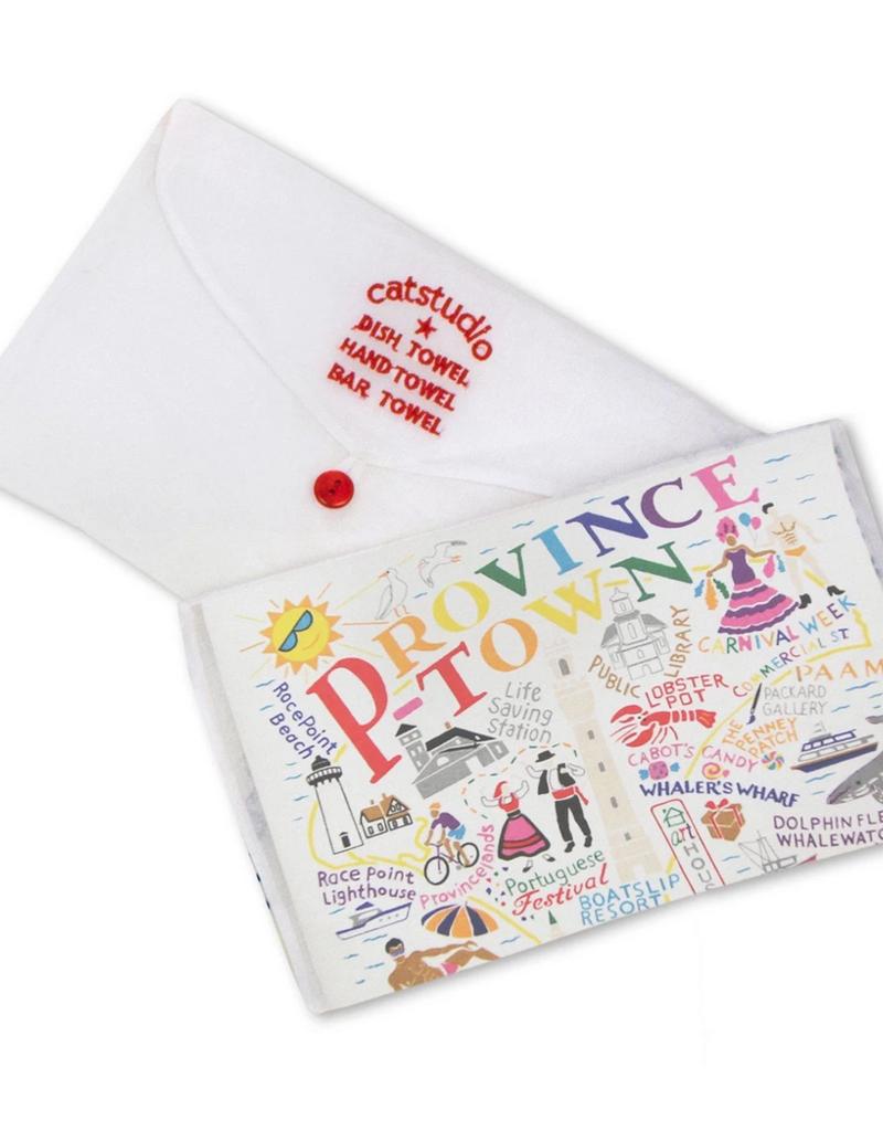 Catstudio Provincetown Dish Towel