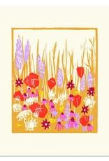 Heartell Press, LLC Wild Blooms Framed Print