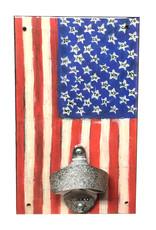 Folk Flag Bottle Opener