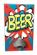 Comic Beer Bottle Opener