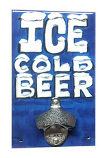 Rep-Air Ice Cold Beer Bottle Opener