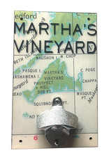 Rep-Air Martha's Vineyard Map Bottle Opener