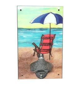 Rep-Air Beach Chair Bottle Opener