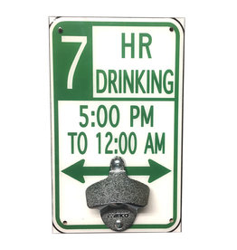 Rep-Air 7hr Drinking Bottle Opener