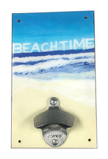 Rep-Air Beach Time Bottle Opener