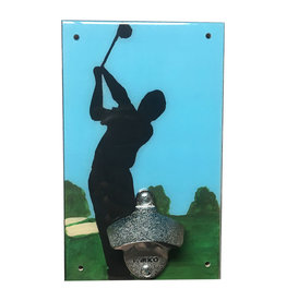 Rep-Air Golf Swing Bottle Opener