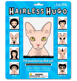 Accoutrements LLC Hairless Hugo the Cat