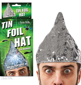 Accoutrements LLC Tin Foil Hat