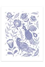 Anna Tovar Swedish Folk Print