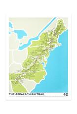 Brainstorm Appalachian Trail Print