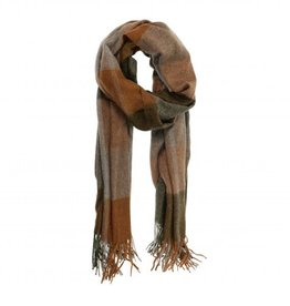 Joy Accessories Plaid Scarf