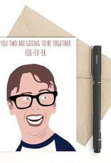 Meet Me in Shermer Together Forever (The Sandlot) Greeting Card