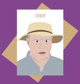 Meet Me in Shermer Strewth! Greeting Card