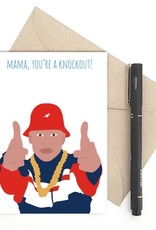 Meet Me in Shermer You're a Knockout (LL Cool J) Greeting Card