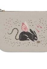 Danica Designs Large Zip Pouch : Beasties