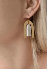 Adorn512 Aretha Earrings