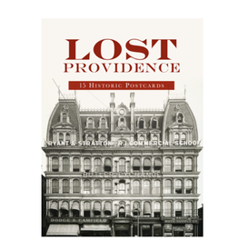 The History Press Lost Providence Historic Postcard Set