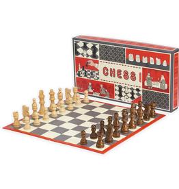 Kikkerland Classic Chess