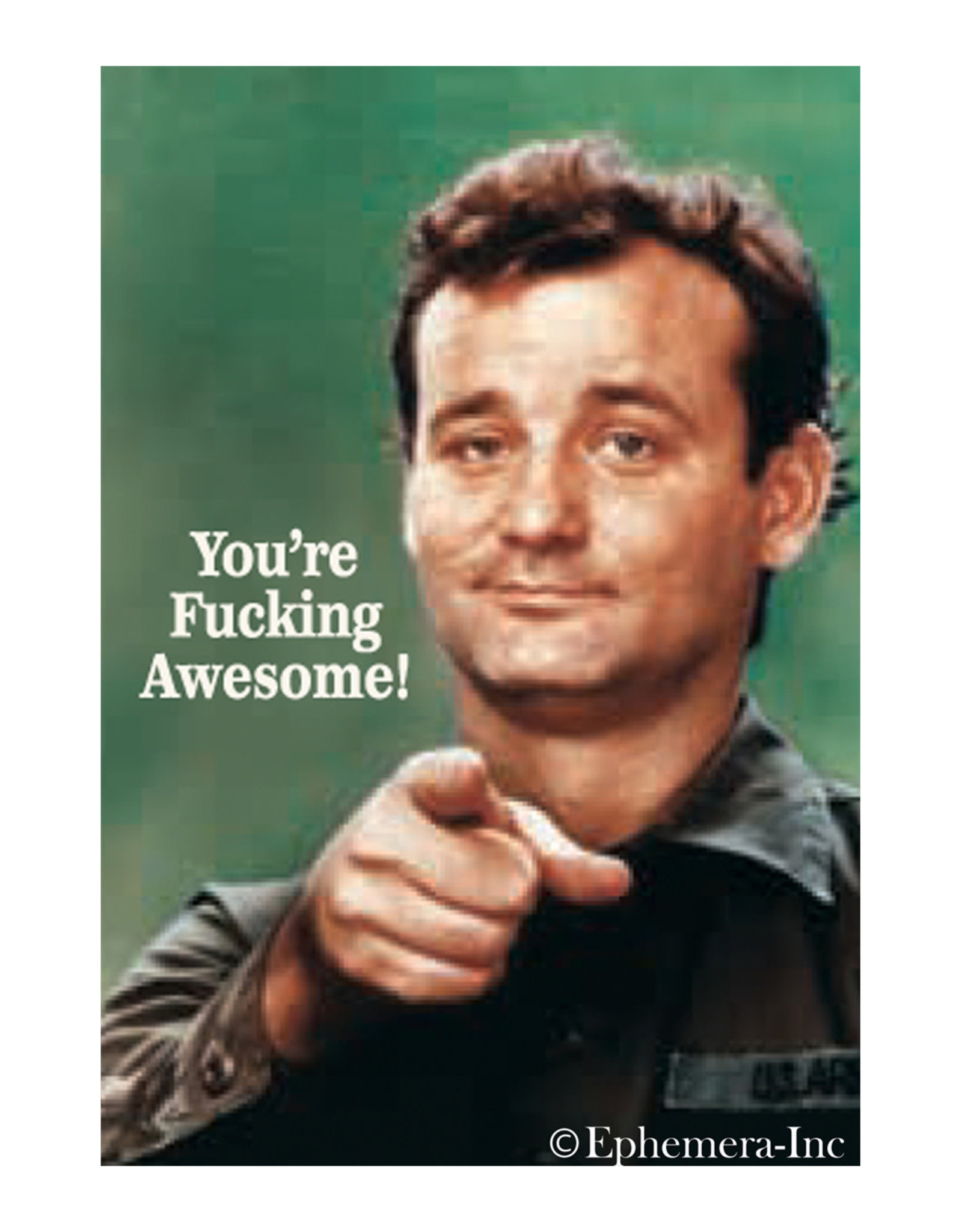 You're Fucking Awesome! Magnet