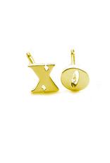 Adorn512 XO Earrings