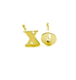 Adorn512 XO Earrings