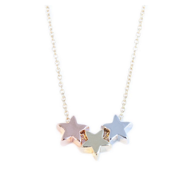 Adorn512 Three Wishes Necklace