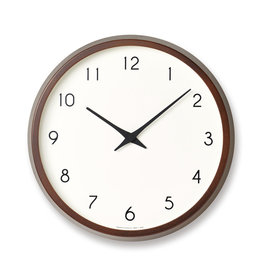 Campagne Brown Clock