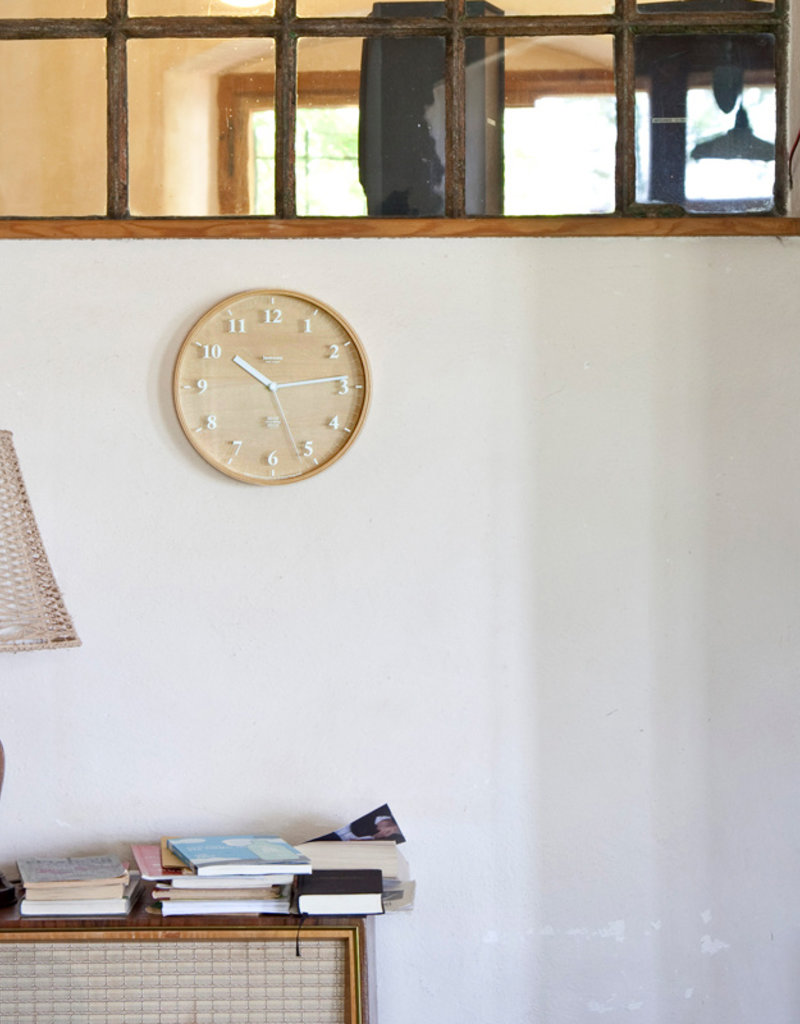 Lemnos Snow Clock