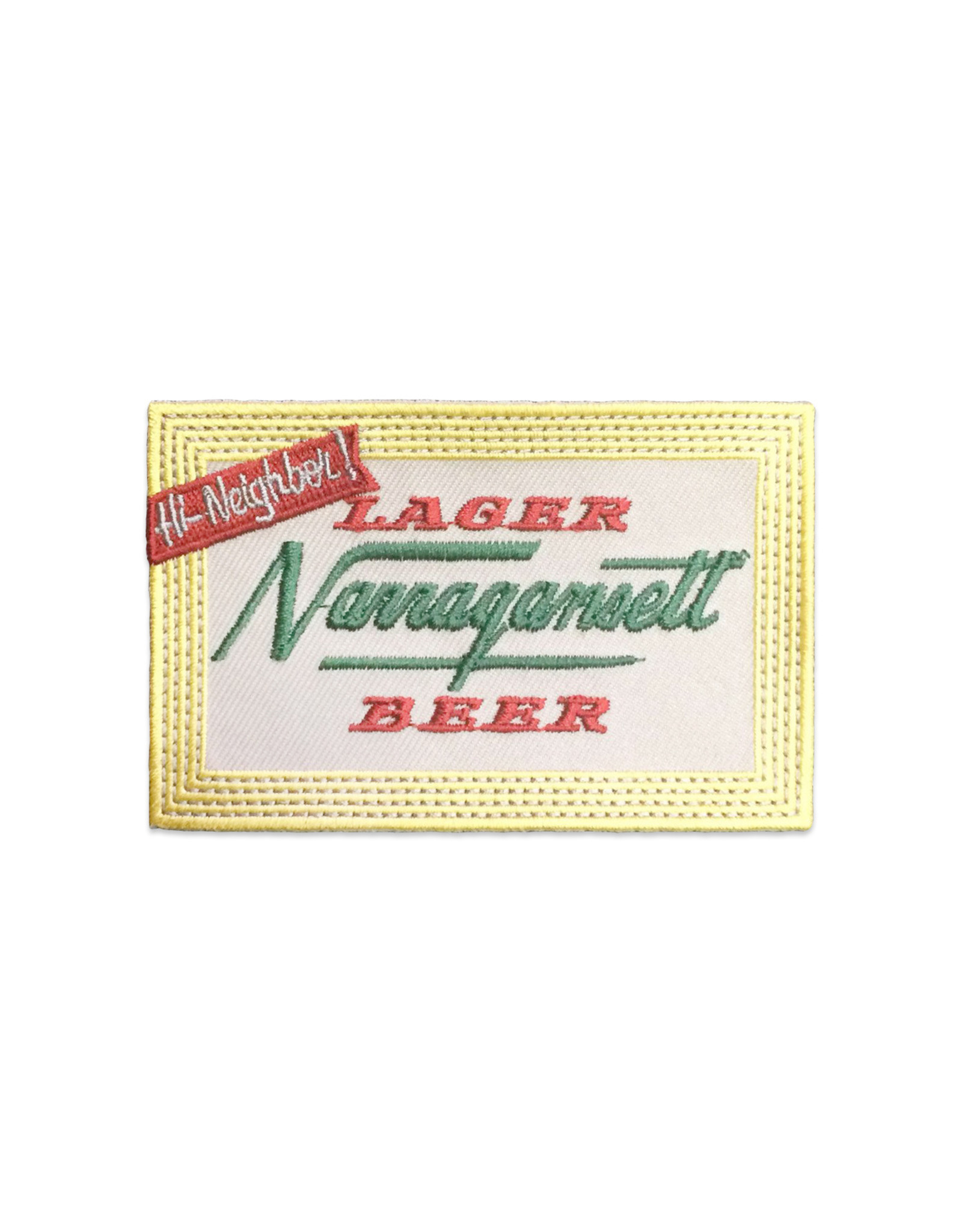 1950s Narragansett Patch