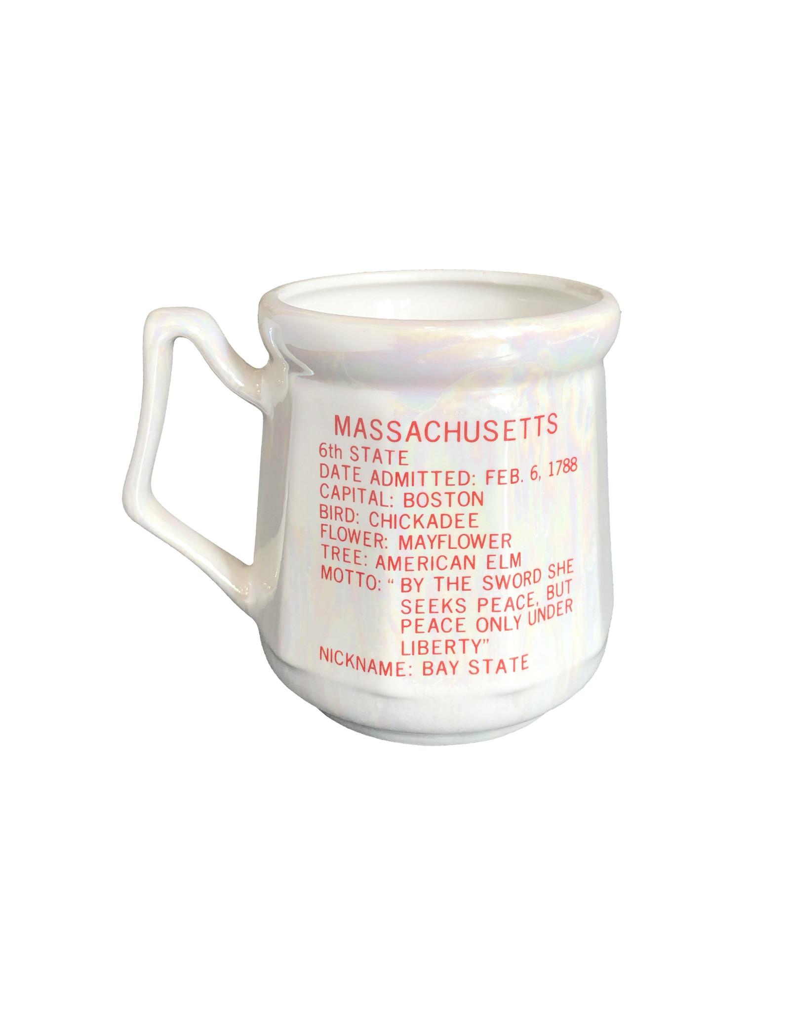 Massachusetts Luster Mug