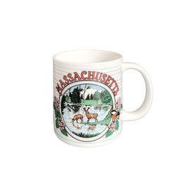 Sojourn Souvenirs Massachusetts Scene Mug